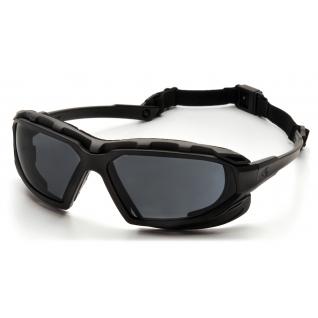 Защитные очки Pyramex Highlander Plus SBG5020DT (тёмно-серые)