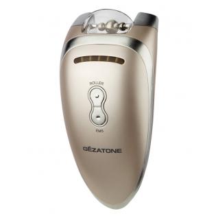 Роликовый массажер - миостимулятор для лица Gezatone m270