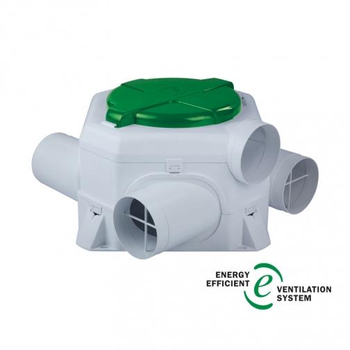 Вентилятор Soler & Palau OZEO-E Ecowatt CO2 Plug R8 6770399