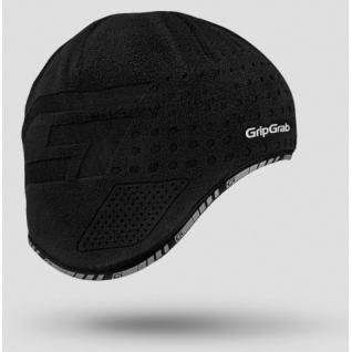 Шапка GripGrab Aviator Cap, S, Black