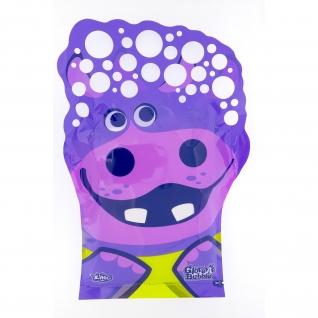 Набор мыльных пузырей Glove-A-Bubbles - Гиппопотам Zing