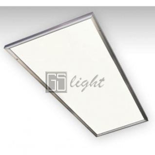 GSlight Светодиодная панель 1200х600х8мм 220V 76W Day White