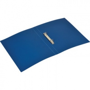 Папка на 2-х кольцах пласт. 20/25мм А4 ATTACHE Pocket синий