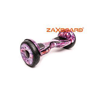 Zaxboard Премиальный гироскутер ZAXBOARD ZX-11 PRO (Галактика)