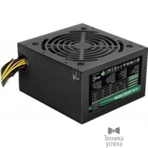AeroCool Aerocool 600W RTL VX-600 RGB ATX 12V2.3 120мм 36977835
