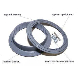 Фланец для отверстия под лунку ЛОТОС-200 (комплект 3 шт) Lotos