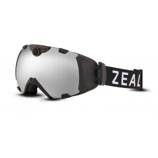Горнолыжные очки Reсon-Zeal HD Black