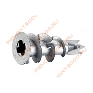 СОРМАТ Анкер Driva 14х38 металл для гипсокартона (5шт) пакетик / SORMAT DRIVA 14х38 металл анкер для гипсокартона (уп. 5шт) пакетик Сормат