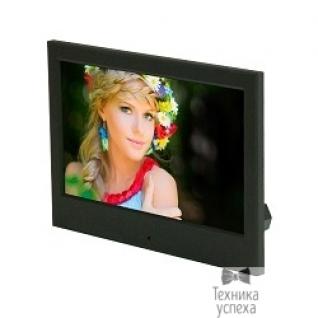 Ritmix RITMIX RDF-710 Black диагональ экрана 7'', разрешение 800x480, питание от сети, поддержка USB-накопителей, цвет: черный