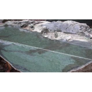 Камни нефрит овалованный, 1кг