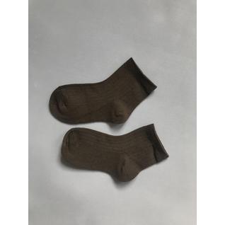 Я001 носки детские коричневые Kuppinoski (12-18) (16)
