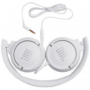 Наушники JBL Tune 500 White (JBLT500WHT)