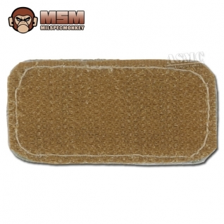 Mil-Spec Monkey Нашивка MilSpecMonkey группа крови O Pos, цвет пустынный