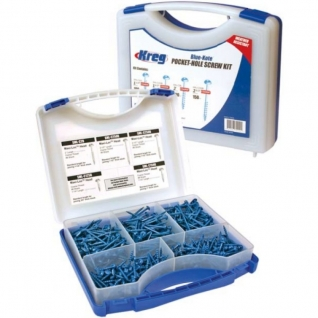 Набор шурупов KREG SK03B в пластиковом чемодане (450 шт.)