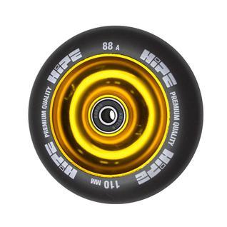 Колесо Hipe Solid 110mm, золотой/черный