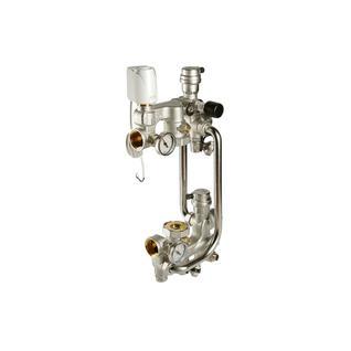 Насосно-смесительный узел с сервоприводом, без насоса VT.COMBI.S.180 VALTEC