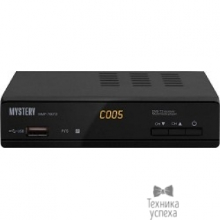 Mystery Цифровые ТВ приставки (DVB-T) MYSTERY MMP-70DT2