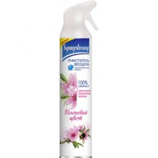 Освежитель воздуха Очиститель воздуха Symphony Яблоневый цвет, 300 см3