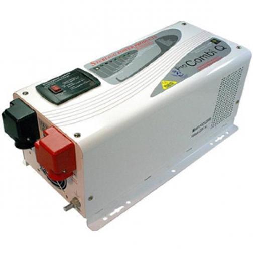 Преобразователь напряжения с зарядкой АКБ Sterling Power ProCombi Q2500 (24>220В, мод. синус) 36995003 1