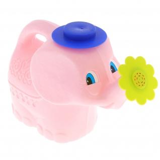 """Лейка """"Розовый слоненок"""", 1.3 литра Росигрушка"""
