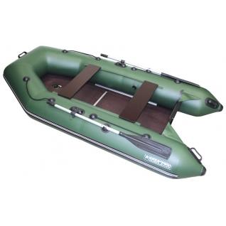 Моторная лодка Аква 2900 СК (стационарный транец, слань, киль) Мастер лодок