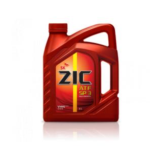 Трансмиссионное масло ZIC ATF SP 3 4л