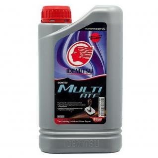 Трансмиссионное масло IDEMITSU MULTI ATF / Жидкость для АКПП 1л