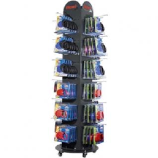Flexi Flexi Готовое решение на торговое оборудование 71 рулетка + 4-сторонняя ...