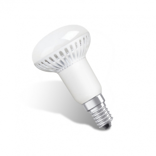 MAYSUN Светодиодная лампа Estares LED-R50-E14 AC230V 6W (Теплая белая) NEW (C-05-L)