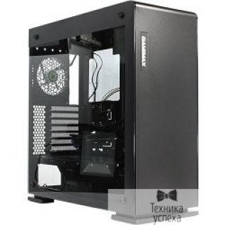 GameMax GameMax Корпус 9909 VEGA Tempered Glass Black без БП (Midi Tower, ATX, Black)