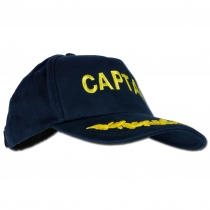 """Made in Germany Бейсболка """"Captain"""", Navy"""