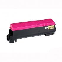 Совместимый тонер-картридж TK-560M для Kyocera Mita FS-C5300DN (пурпурный, 10000 стр.) с чипом 4536-01 Smart Graphics