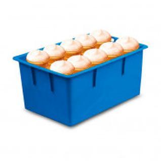 Ящик под мороженое 450х300х223_синий арт.416