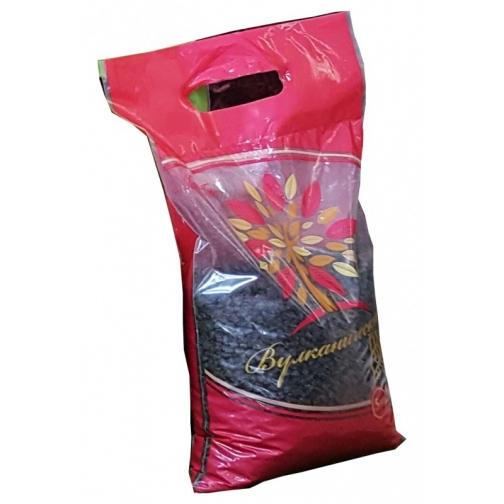 Вулканический туф Черный кристалл фракция 5-10 мм: 5 кг 36985961