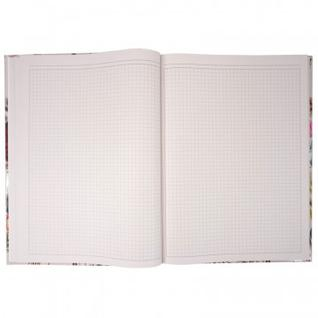 Блокнот А4,100л,клетка,7БЦ,глянц.ламиниц Романтичное настроение КЗ41003018