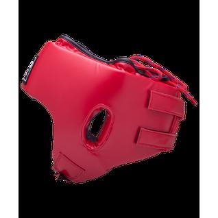 Шлем открытый детский Green Hill Orbit, Hgo-4030, кожзам, красный размер XL