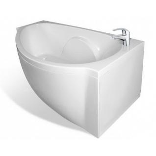 Отдельно стоящая ванна Эстет Грация белаяправая