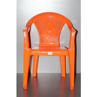 """Кресло """"Малыш"""" оранжевое"""