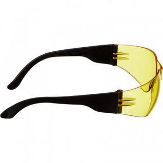 Очки защитные открытые Parkson Safety КЛАССИК ТИМ желтые (SS-2773Y)
