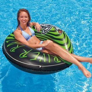 """Круг для плавания Intex 68209np """"river Rat"""" 122 см 9+"""