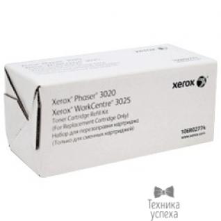 Xerox XEROX 106R02774 Заправочный комплект Phaser 3020/WC 3025 (o) 1 шт. refill kit GMO