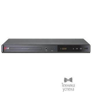Lg Плеер DVD LG DP547H черный ПДУ