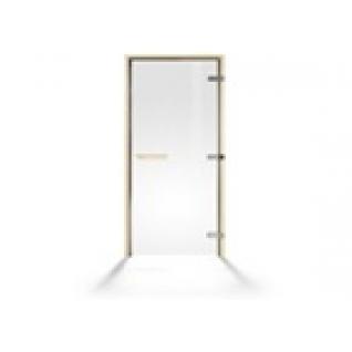 Дверь для сауны Tylo DGB 10x19 (бронза, ель, арт. 91031944) без порога