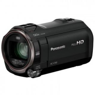 Видеокамера Panasonic HC-V760 черная