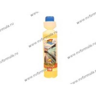 Жидкость стеклоомывающая Kerry KR338 270мл концентрат 1:100 лимон