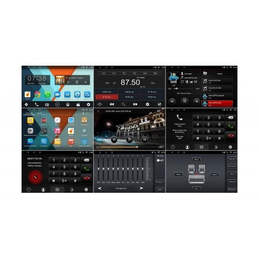 Штатная магнитола для Ford Kuga II 2013-2017 Wide Media MT9028MF Android 6.0.1 36994976 7