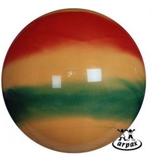 Мяч гимнастический , диаметр 75см, радужный