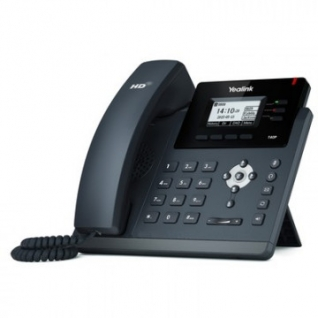 IP-телефон Yealink SIP-T40P (3 линии, BLF, PoE, БЕЗ БП)