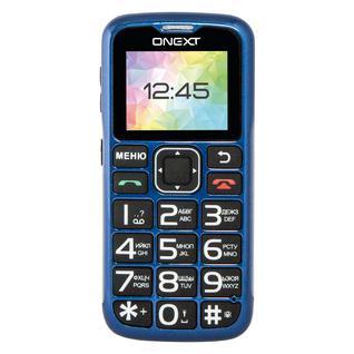 Телефон ONEXT с большими кнопками Care-Phone 5,синий
