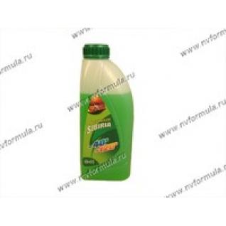Антифриз SIBIRIA-40 G11 1кг зеленый